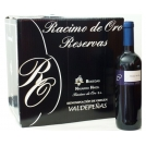 6 bottle aging Crianza Gold Cluster