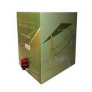 Bag in box 5 liters White Oak