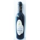 Botella de Tinto Crianza 0,37 litros. Modelo 4