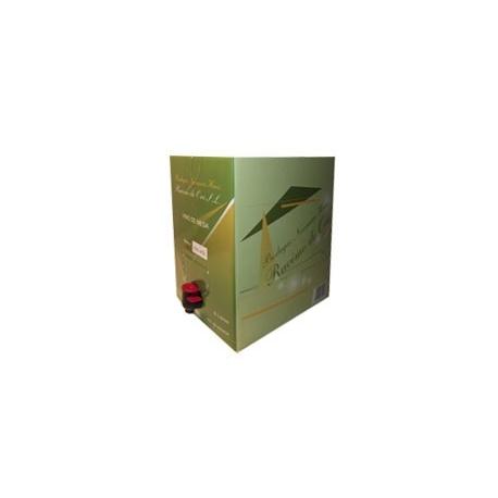 2 Bag in box  Blanco 5 litros (10 litros)