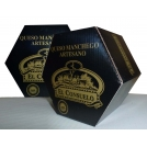 2 Artisan Cured Manchego Cheese, weight 2000 gr. approx.