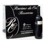 1 Caja 12 botellas Gran Reserva Racimo de Oro. 2011