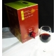 Lot 8: 10 Bag in box red 5 liters